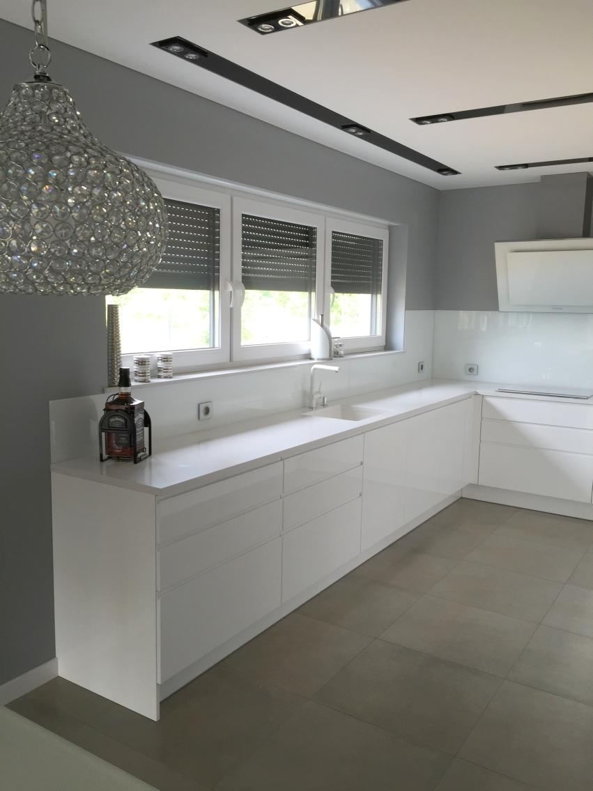 Meble kuchenne  UniquebyGroch -> Kuchnia Na Poddaszu Galeria Zdjeć